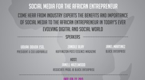 Mayven PR Partners With Social Media Week NYC And Ibom LLC To Host African Entrepreneurs In New York