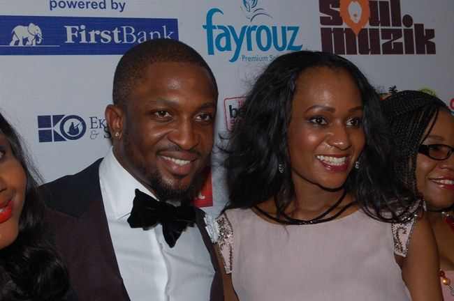 3 Darey and Nnenna Ifeibigh Hemeson, Senior Brand Manager Fayrouz
