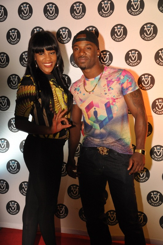 Emma Nyra and Iyanya