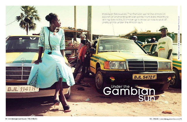 FAB Issue 10 Gambian