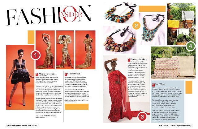 FAB Issue 10 fashion insider