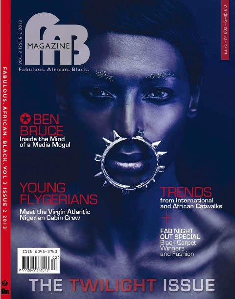 MALE COVER-THE TWILIGHT ISSUE
