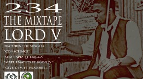 Lord V – 234 The Mixtape [ Official Tracklist]