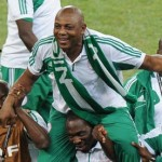 Nigerian Super Eagles Coach, Stephen Keshi, Has Some Harsh Words For Disloyal Fans