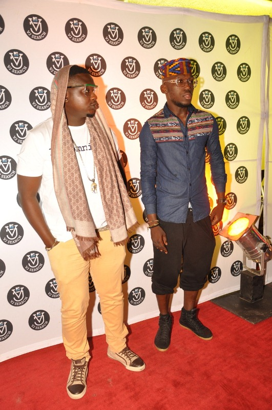 Wande Coal and DJ Spinall