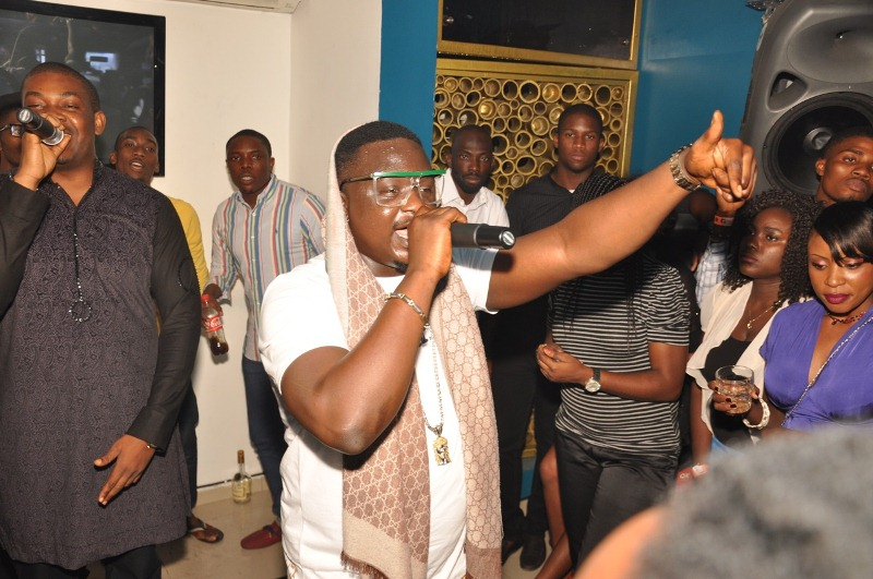 Wande Coal and Don Jazzy (2)