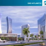 New Lagos City is born! EKO ATLANTIC CITY is set to be launched today
