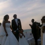 First Photos: 2face & Annie Idibia At Their Wedding