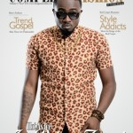 Ice Prince & Eku Edewor cover March Issue of Complete Fashion