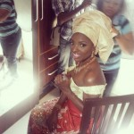 In Pictures: 2face Idibia & Annie Macaulay At Their Traditional Wedding