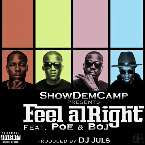 Feel Alright Artwork - Eclectic Source
