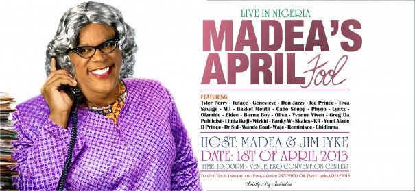 Madea's April Fool ...online