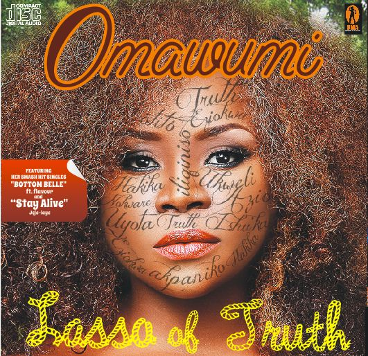 Omawumi - The Lasso Of Truth [Front]