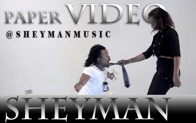 SHEYMAN paper video artwork