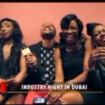 VIDEO: 2face's Industry Night In Dubai