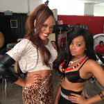 In Pictures: Behind The Scenes At Iyanya's Sexy Mama Video Shoot ft. WizKid