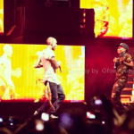 Wizkid & Chris Brown set the stage on fire in Ghana