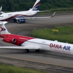 Report: Dana Air suspended again over safety issues