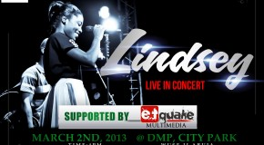 Lindsey Live In Concert | Abuja | March 2nd, 2013