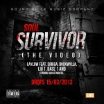 VIDEO: LayLow – Soul Survivor Ft. BasketMouth, Buckwylla,  Erigga, Lui T & Base One