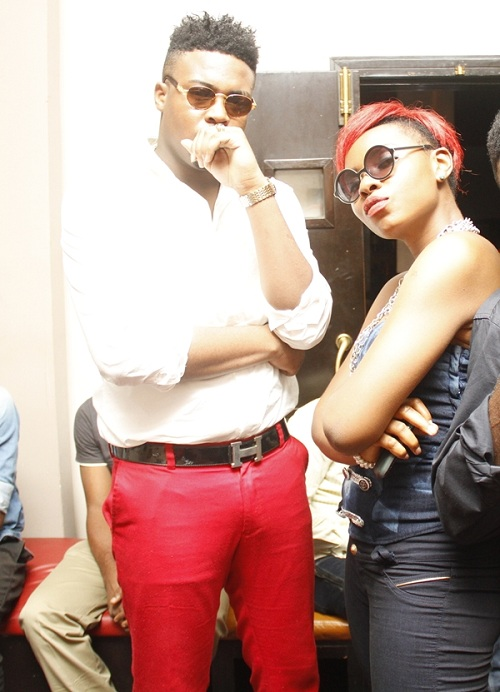 Flowssick and Yemi Alade