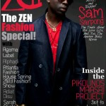Sam Saprong Looks Dashing On The Cover of Zen Magazine