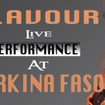 VIDEO: Flavour's Live Performance  In Burkina Faso