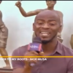 VIDEO: I Want to be Closer To My Roots – Moe Musa