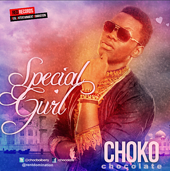 Special Girl - Single [ARTWORK]