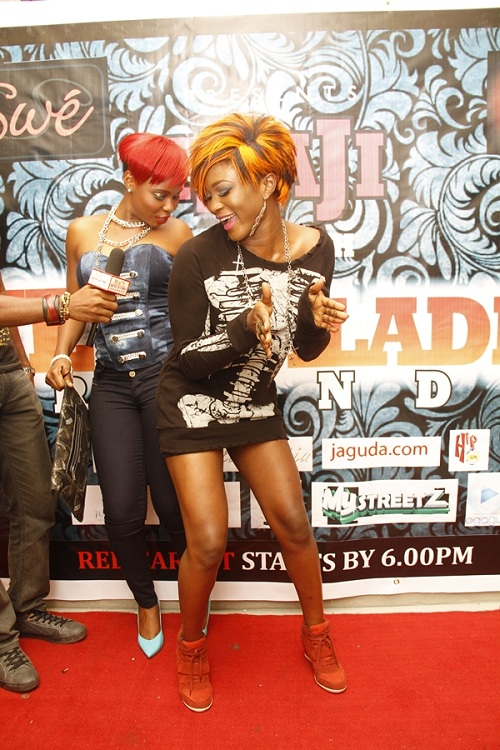Yemi Alade and Eva