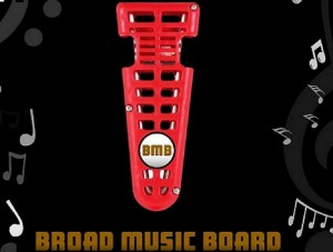 broad music board