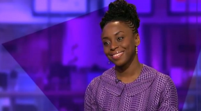 Video: Chimamanda Ngozi Adichie Discusses Her Book, Diversity & Black Hair + Clip From Half Of A Yellow Sun Movie