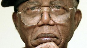 Mayor Gray Mourns Passing of Chinua Achebe