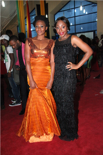 Dakore Akande and Nse Ikpe Etim