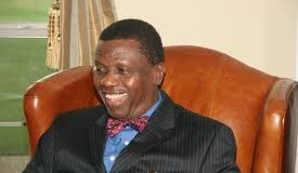 "News: You can't oversee churches in 160 nations on a bicycle."" – Pastor E.A Adeboye"