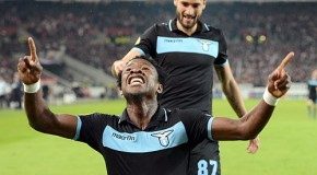 "Stop Writing Lies – Onazi; Super Eagles Midfielder Dispells Rumors Of His ""Threatened"" Future With Lazio"