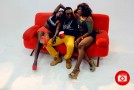 In Pictures: Sarah Ofili, Vector, Ketchup Show Out For Terry Tha Rapman's Testing 1,2 Video Shoot