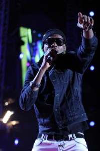 2Face at the MTV Africa All Stars concert (1)