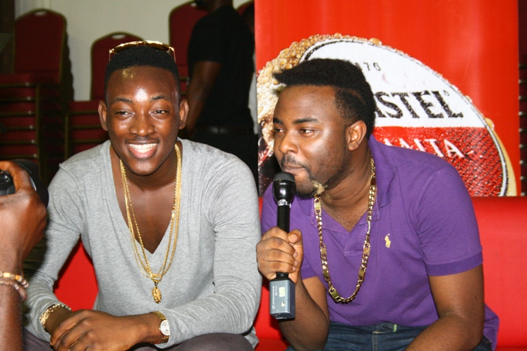 Damy Krane and adams soundcity