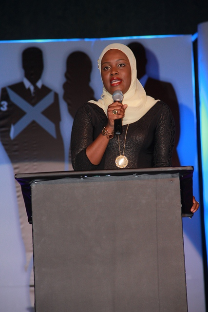 Founder AYE Awards, Dr Samiah Oyekan-Ahmed