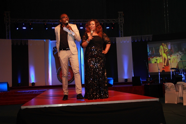 Hosts- Bovi & Chigul