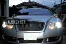 Photo: MI Abaga's Sweet New Bentley