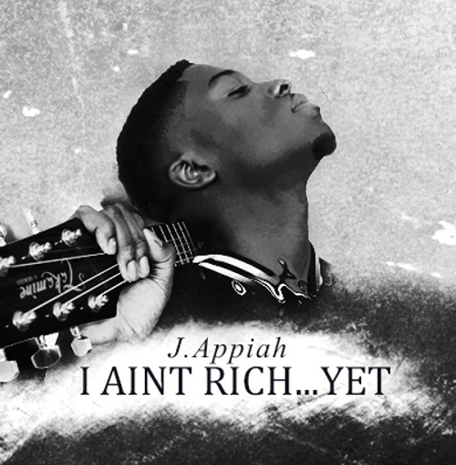 J.Appiah I Aint Rich Cover Art