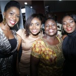 In Pictures: The Best In Nollywood At The Premiere of 'On Bended Knee'