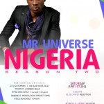 Countdown To Mr. Universe Nigeria  2013 Grand Finale