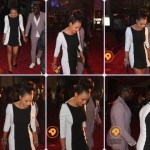 Photo: Nadia Buari & Jim Iyke Arriving At The Ghana Music Awards Together