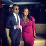 In Pictures: Olamide Suited Up On The Set of The Juice With Host, Toolz