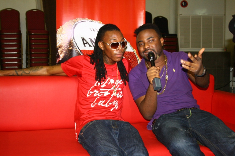 Solid Star and Adams Soundcity