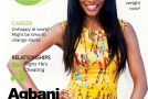 Sitting On Top Of The World! Agbani Darego Covers May Edition of TW Magazine