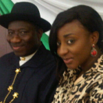 Photo: Ini Edo & President Goodluck Jonathan